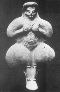 inanna statue